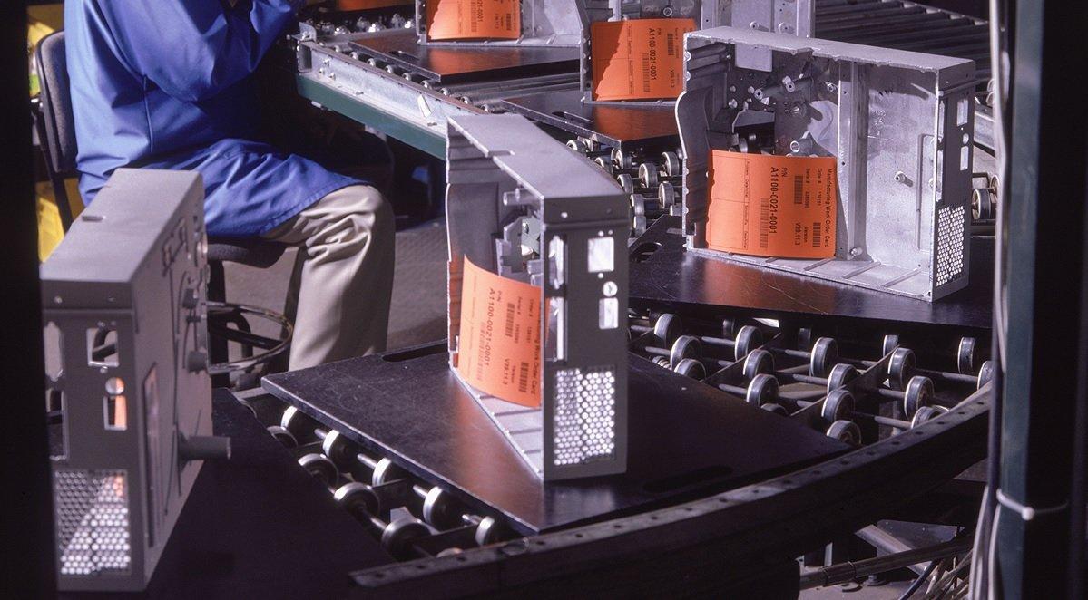 gyártósor